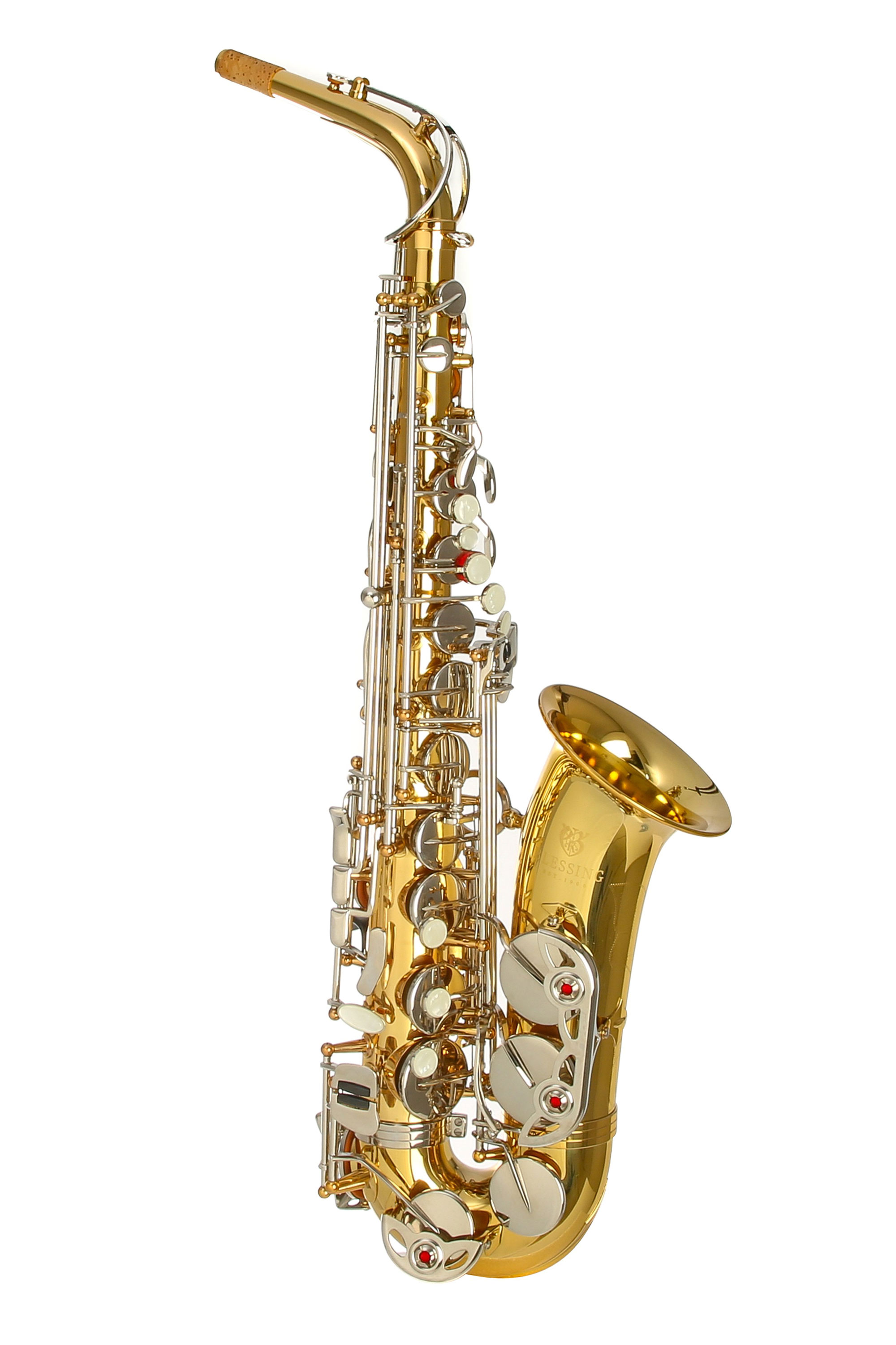 BAS500 Blessing Eb Alto Saxophone Outfit