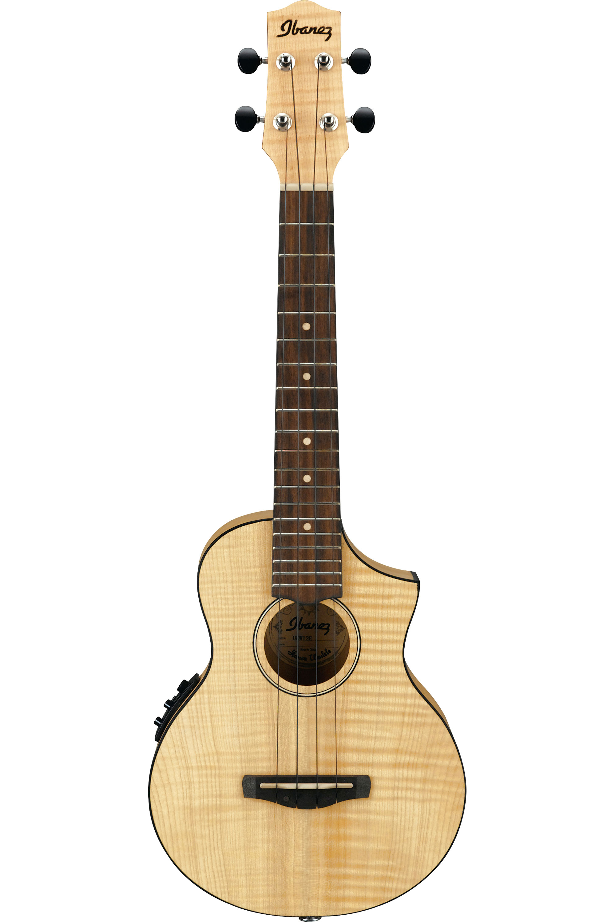 UEW12EOPN Ukulele UEW Open Pore Natural