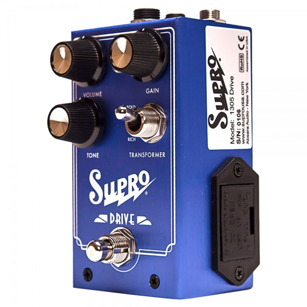 1305 Supro 1305 Drive Overdrive Pedal